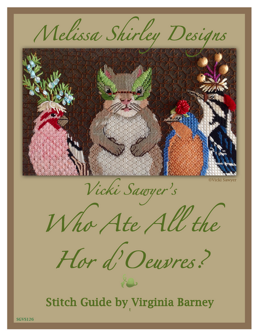 Stitch Guide: Who ate all the Hor d'Oeuvres?