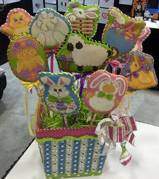 San Diego market Easter Basket