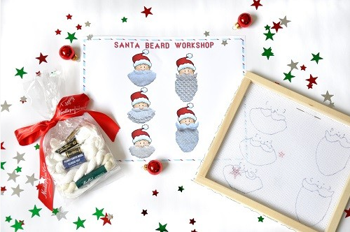Santa's Beards