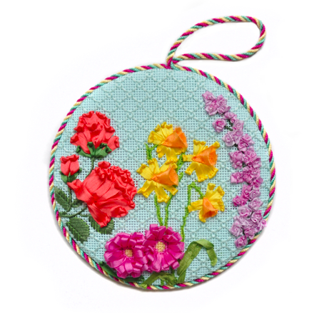 Let your stitching blossom