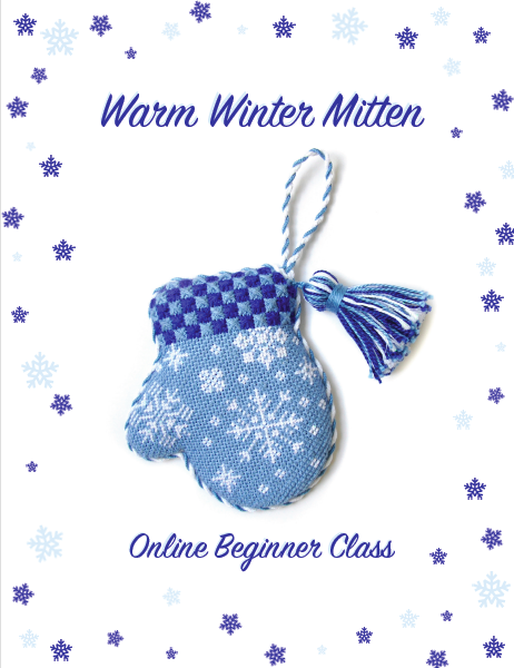 Warm Winter Mitten