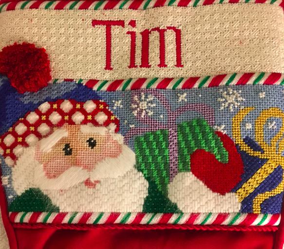 Needlepoint Christmas Gifts