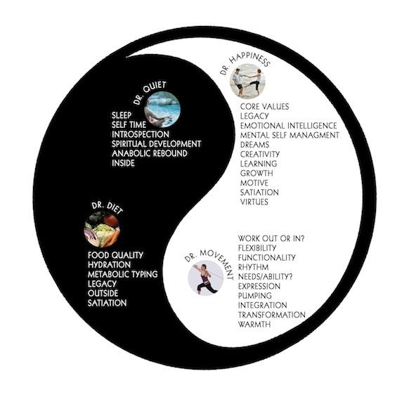 Wheel of life holistic coaching class