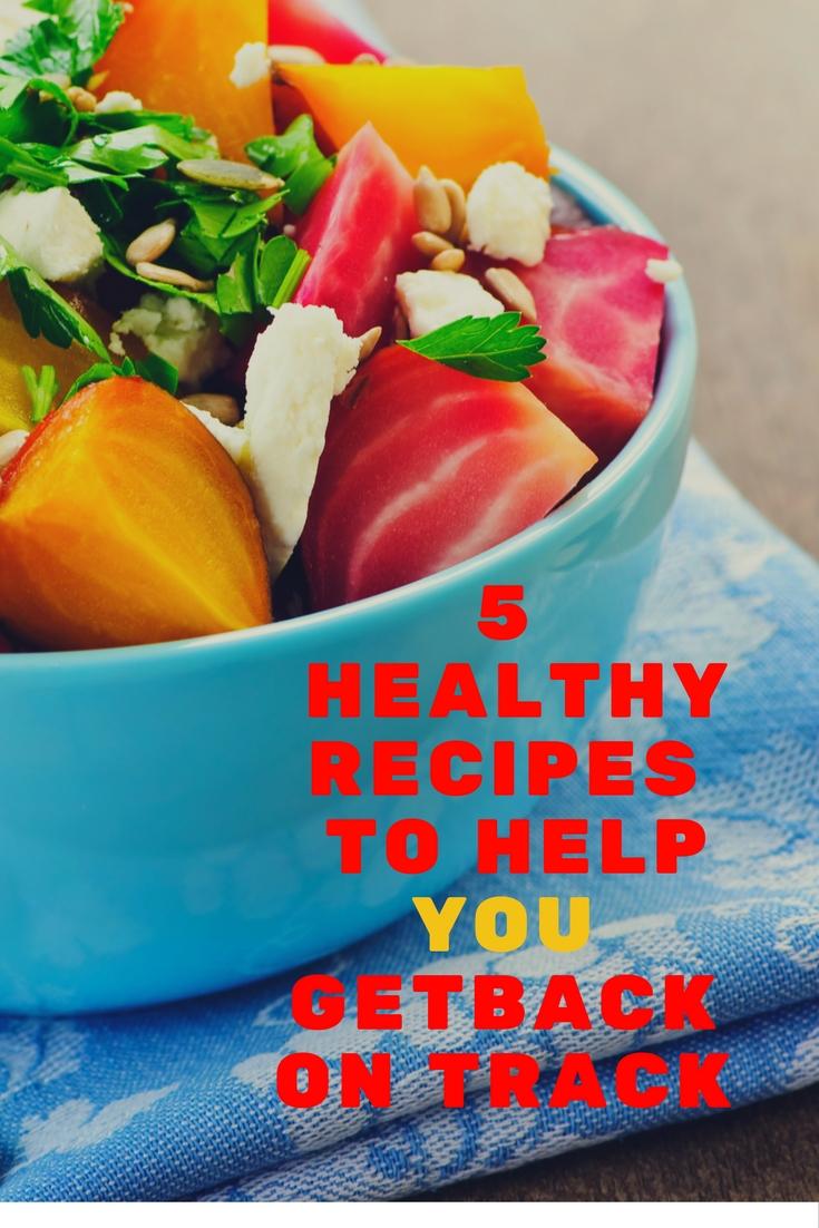 5 Healthy Recipes
