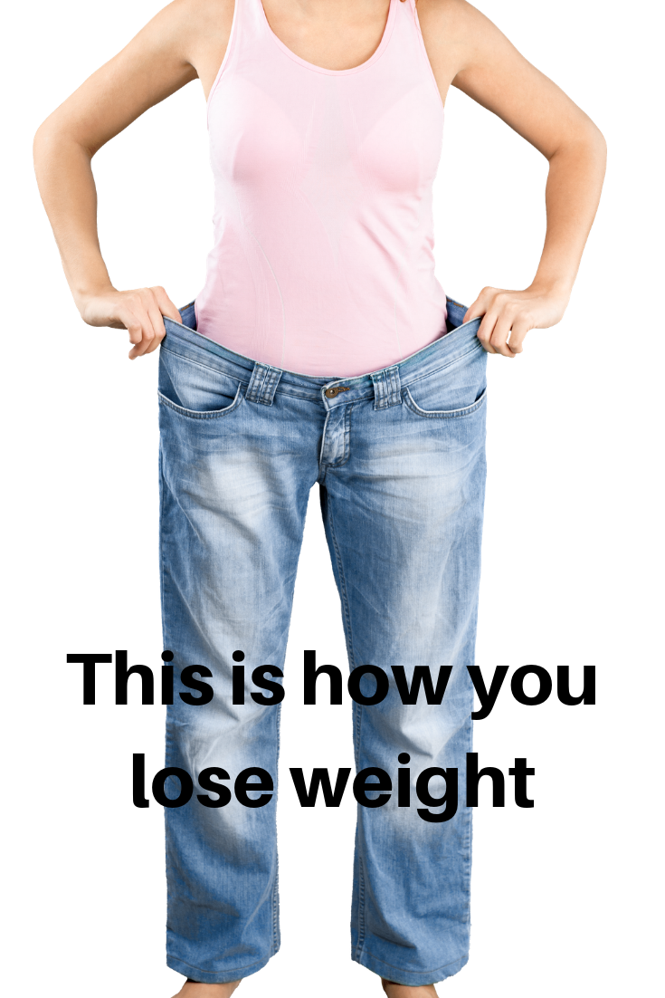 This Is How You Lose Weight