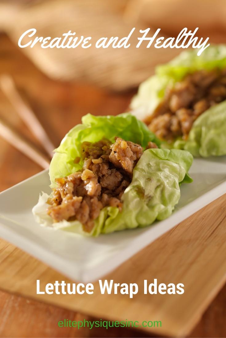 Creative and Healthy Lettuce Wrap Ideas