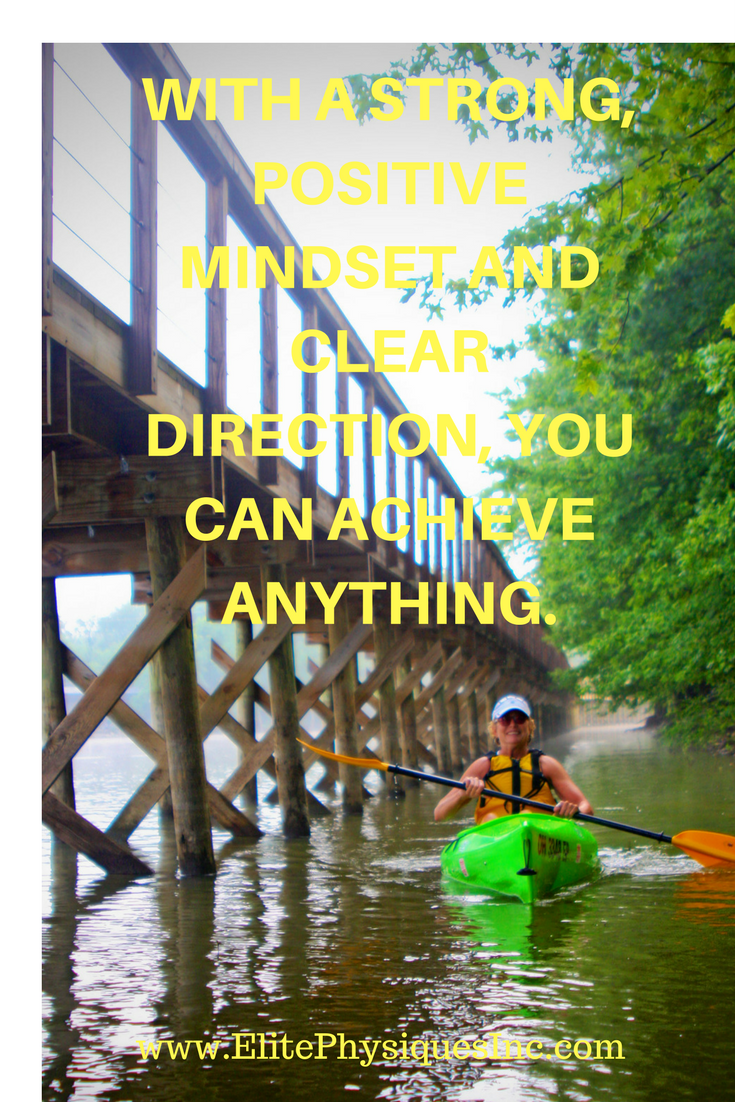 mindset kayaking