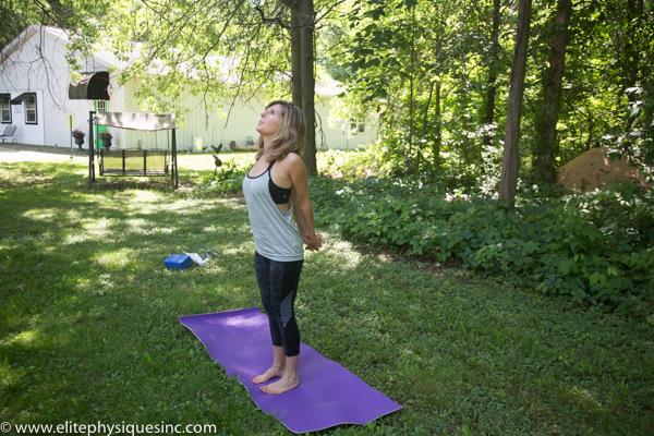 Yoga for better posture