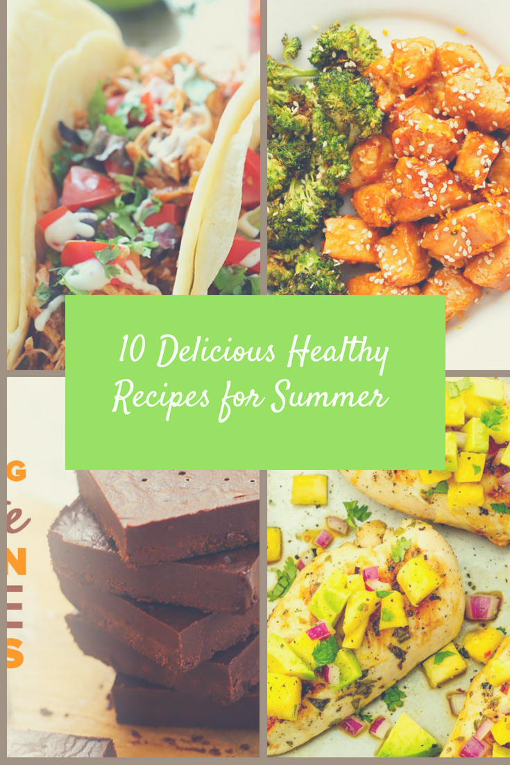 Recipes for Summer