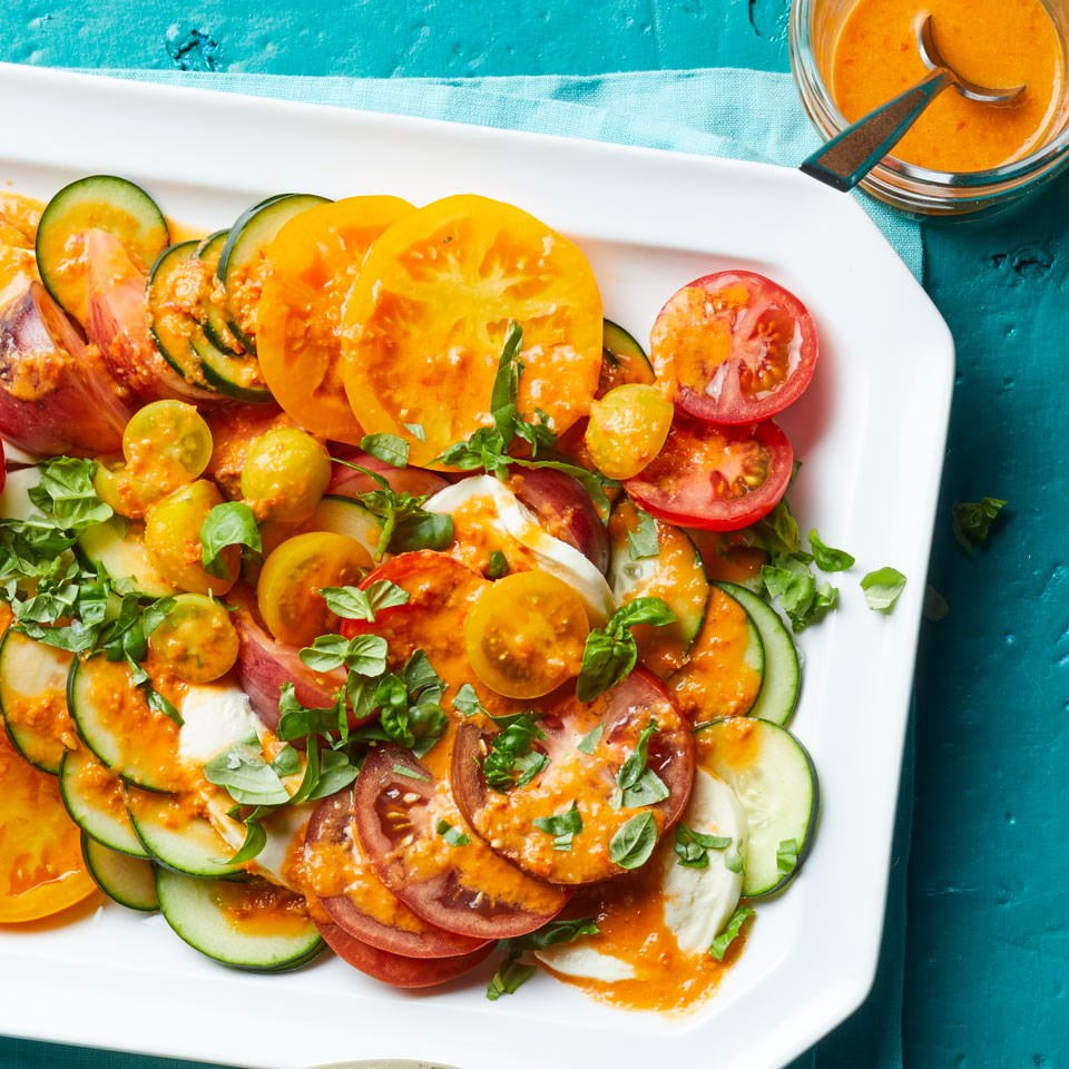 Summer is a good time to eatlight and eat less.It's hot out and usually,we are outside more and more active.Take advantage of it because the fall comfort foods and cooler weather are around the corner. Well, get cooking these delicious healthy recipes. I would love to know what you made and what you thought of the recipe.