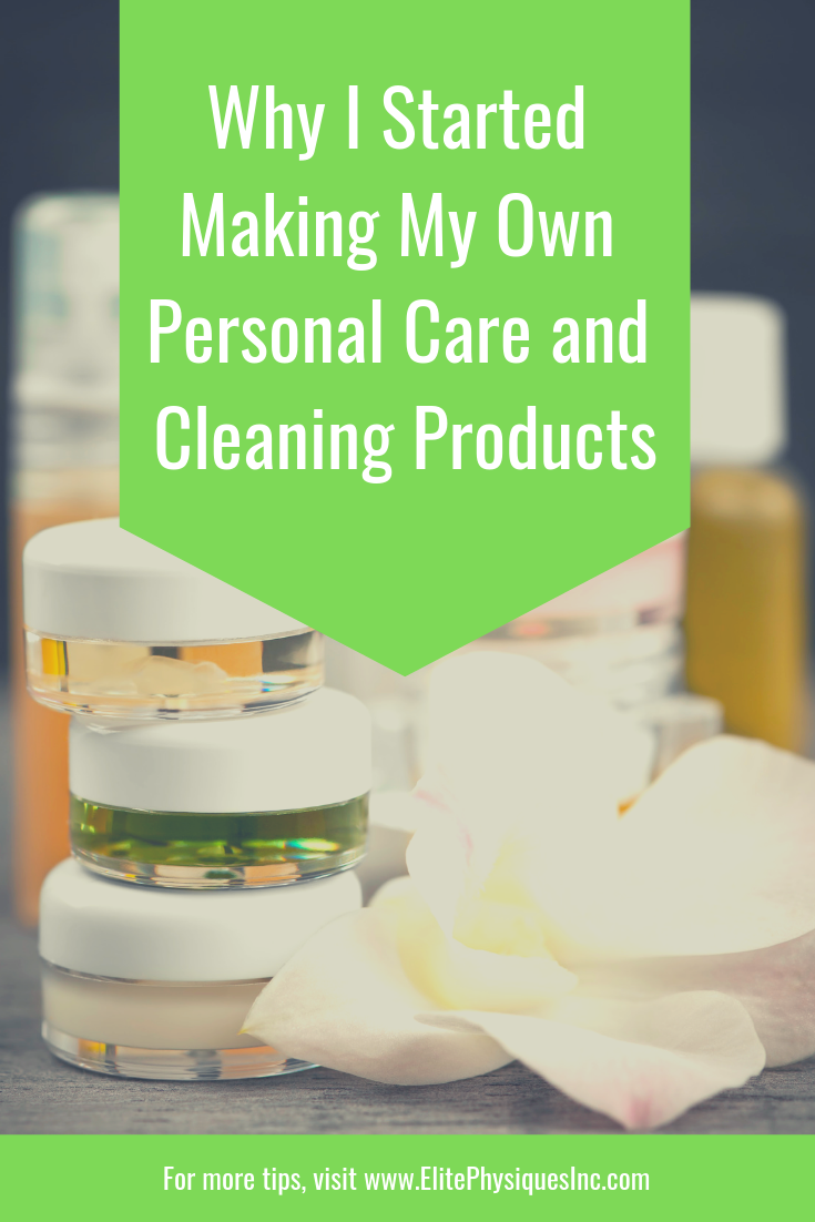 Personal Care and Cleaning Products