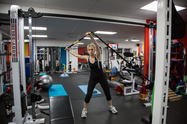 Elite physiques personal training