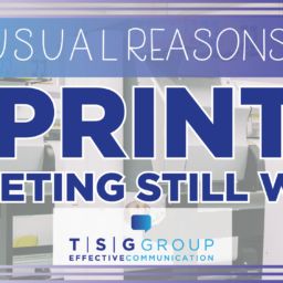 Print marketing