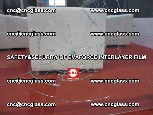 EVA Film Laminated Glass offers Safety and Security properties (3)