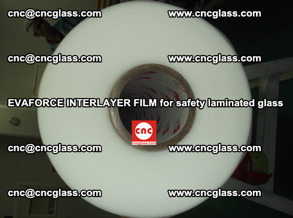 EVAFORCE INTERLAYER FILM for safety laminated glass (4)