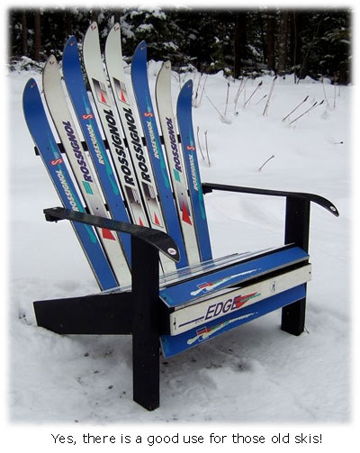 A-Use-for-Old-Skis