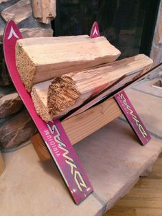 5 ways to recycle skis 2