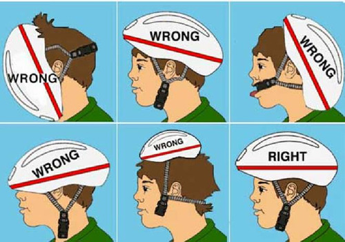 3 Steps to a Proper Ski Helmet Fit