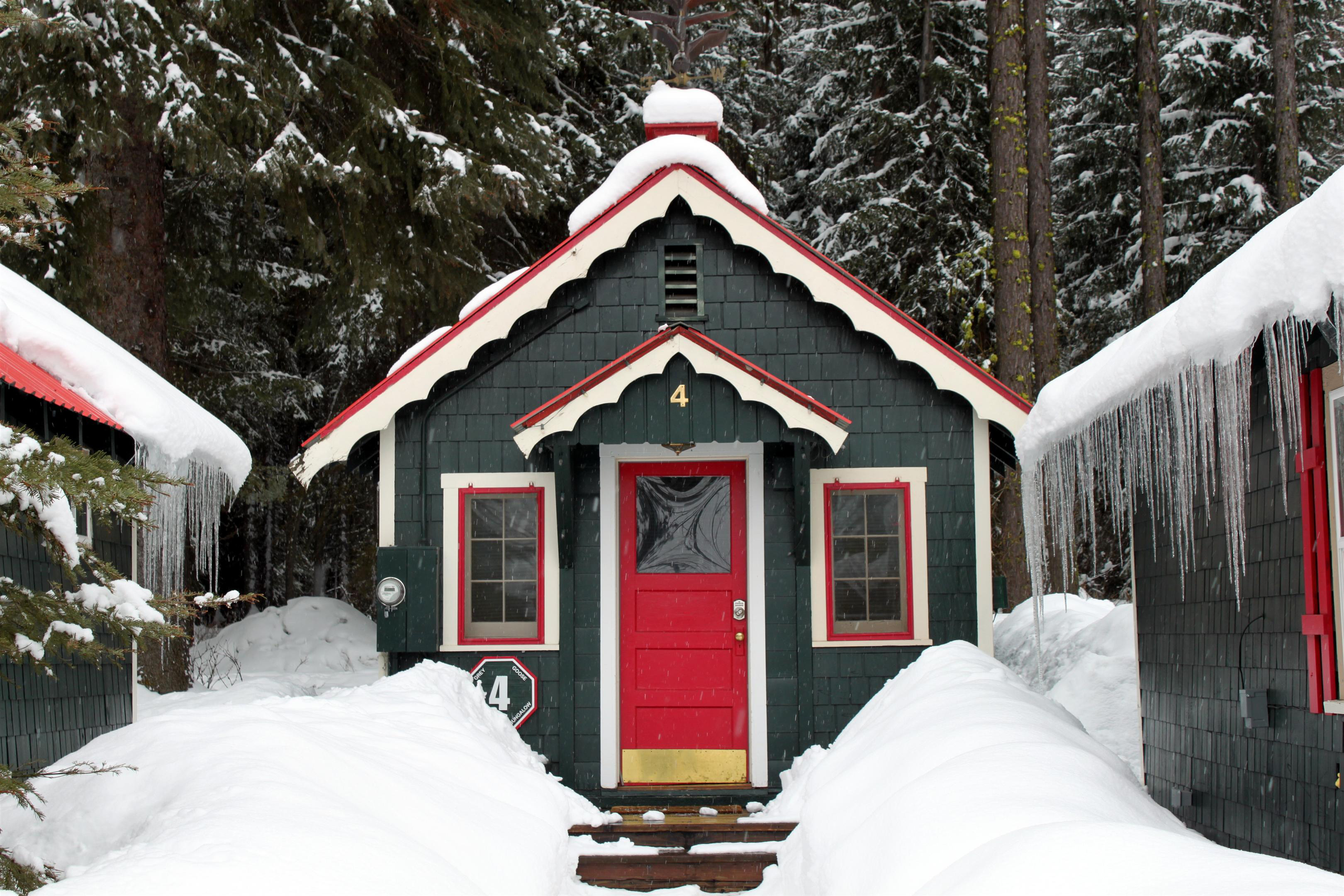 Cozy Cabins Brundage Bungalows