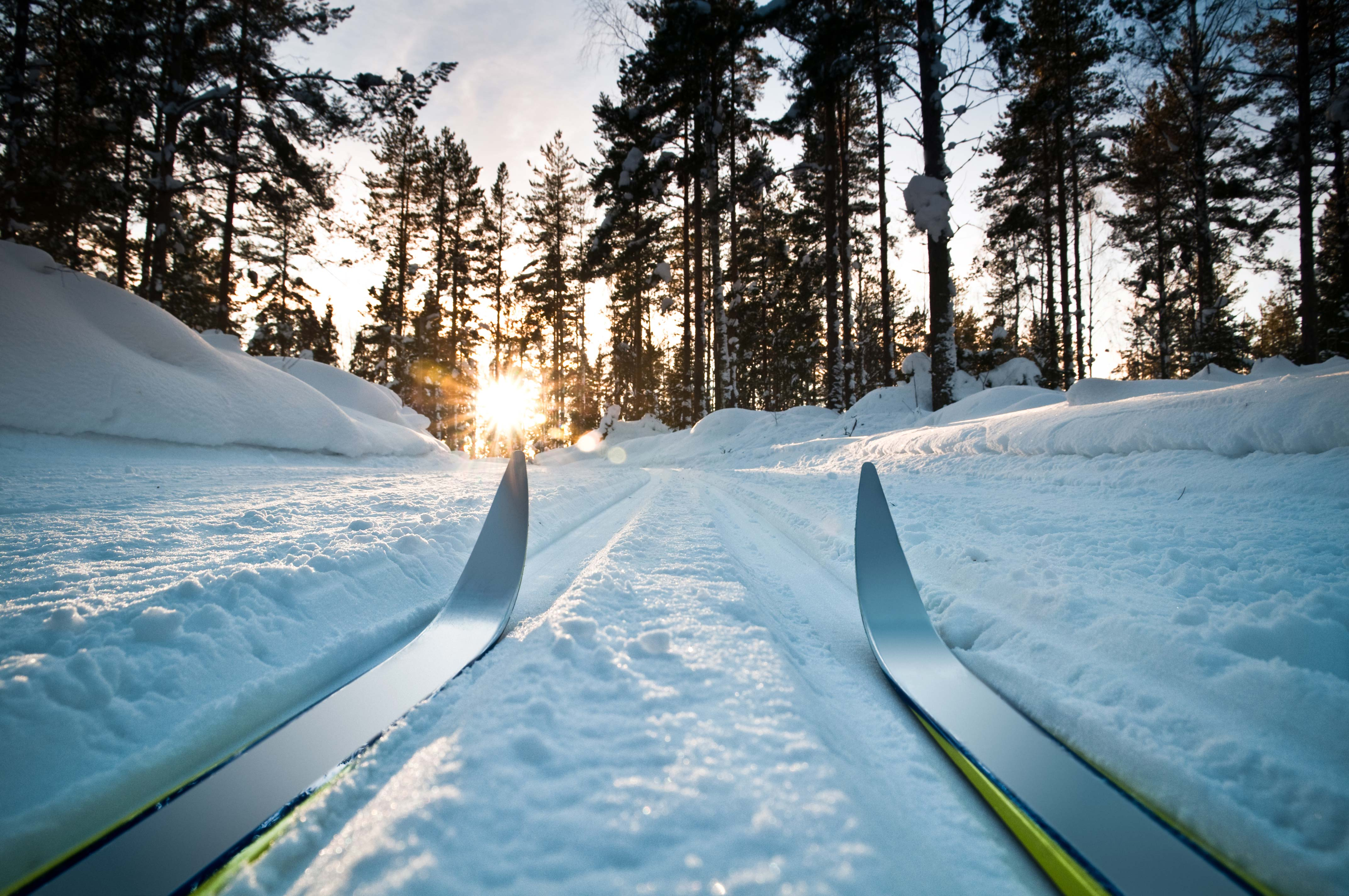 Different Styles of Cross Country Skiing