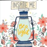 Inspire Me Adult Coloring Book