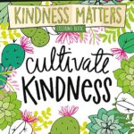 cultivate kindness adult coloring book