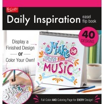 Daily Inspirations Easel Flip Book
