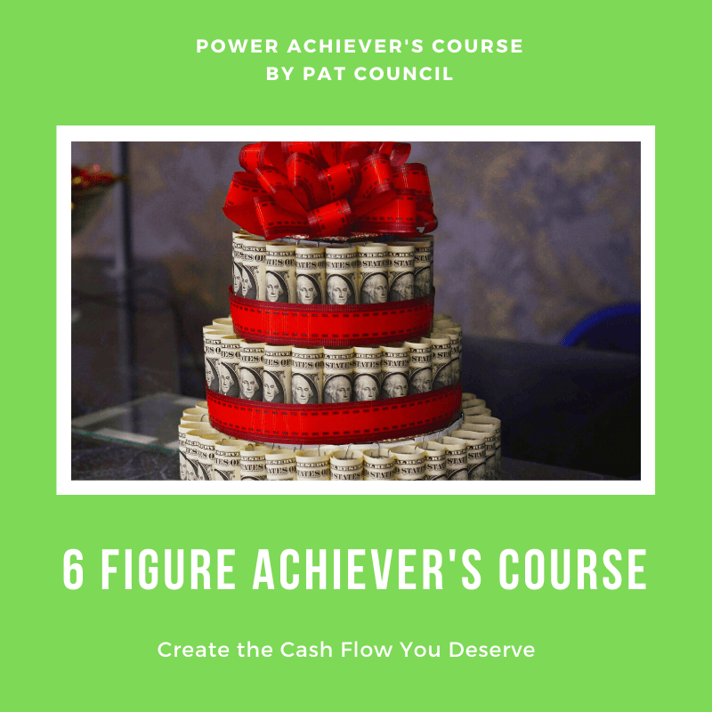 6 figure achievers course