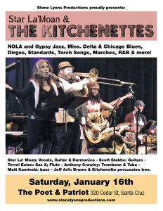the kitchenettes poster