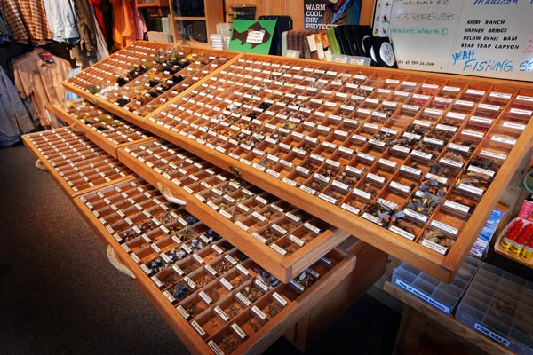 Madison River Fly Shop - Experts in the Madison River - O'Dell Creek Fly Shop