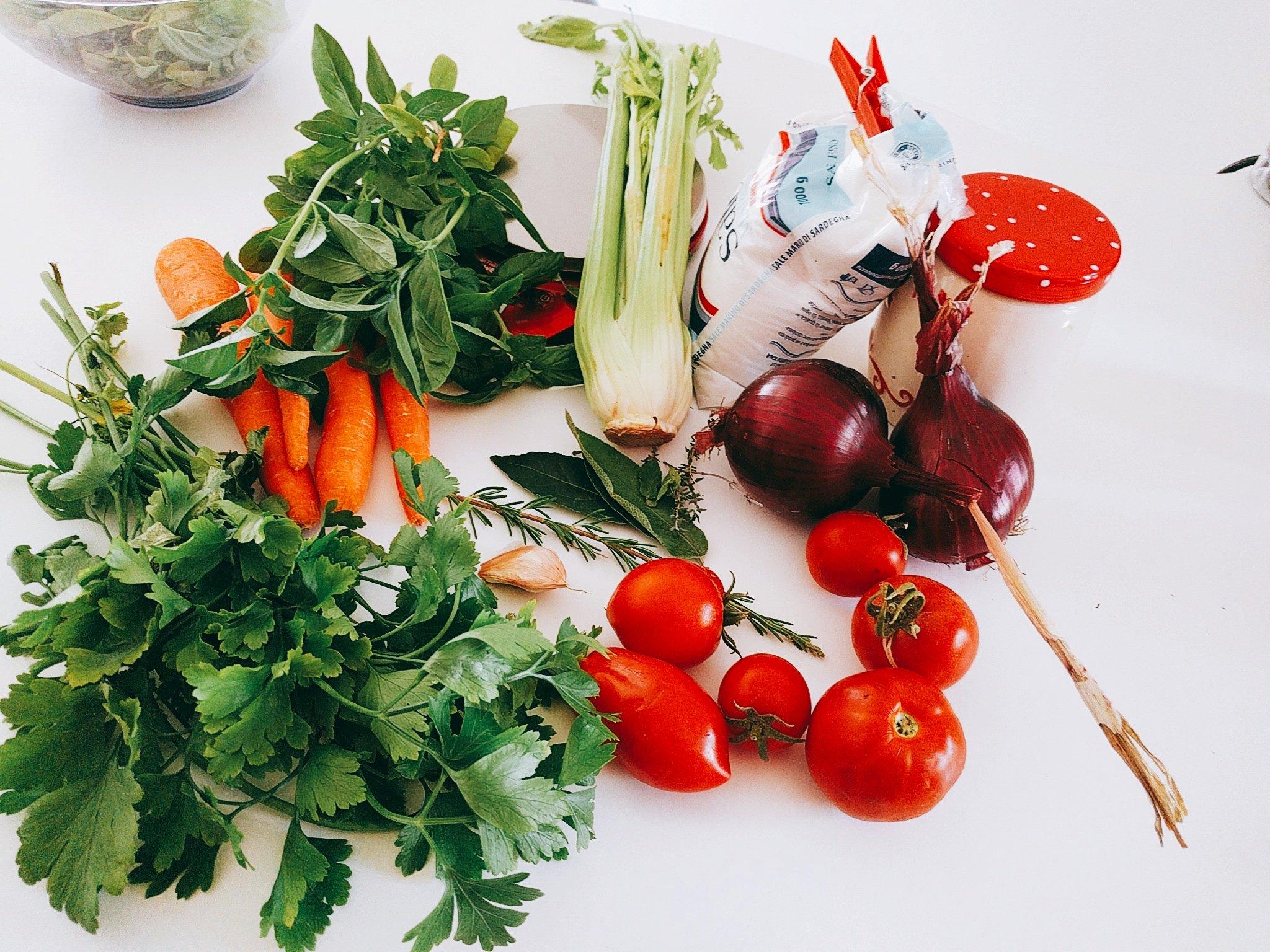 Le verdure