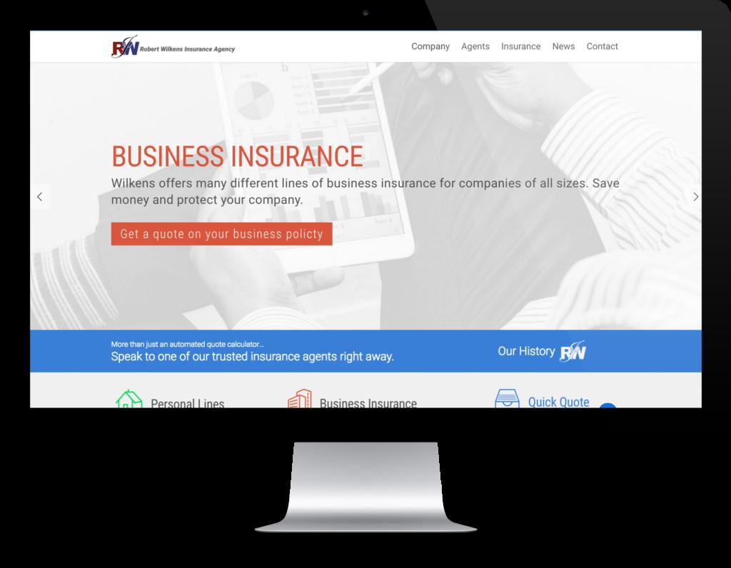 new-insurance-website
