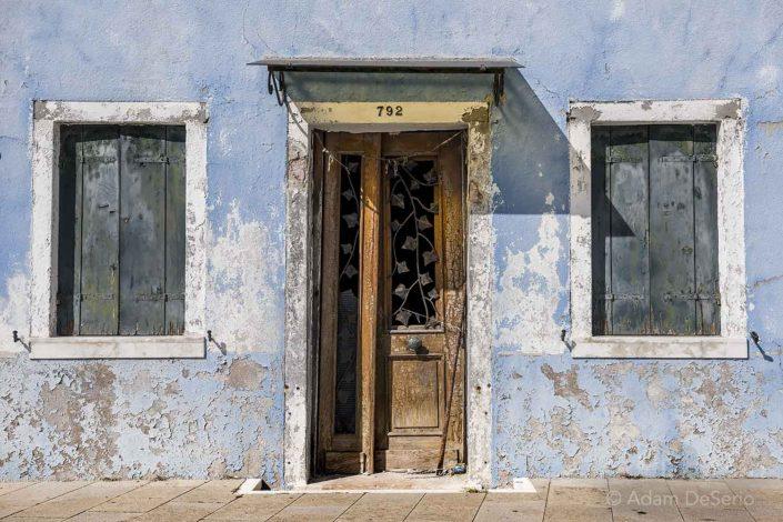 Burano Blue Home