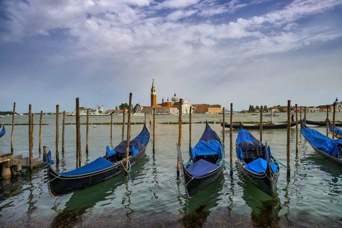 Gondola Afternoon, Venice