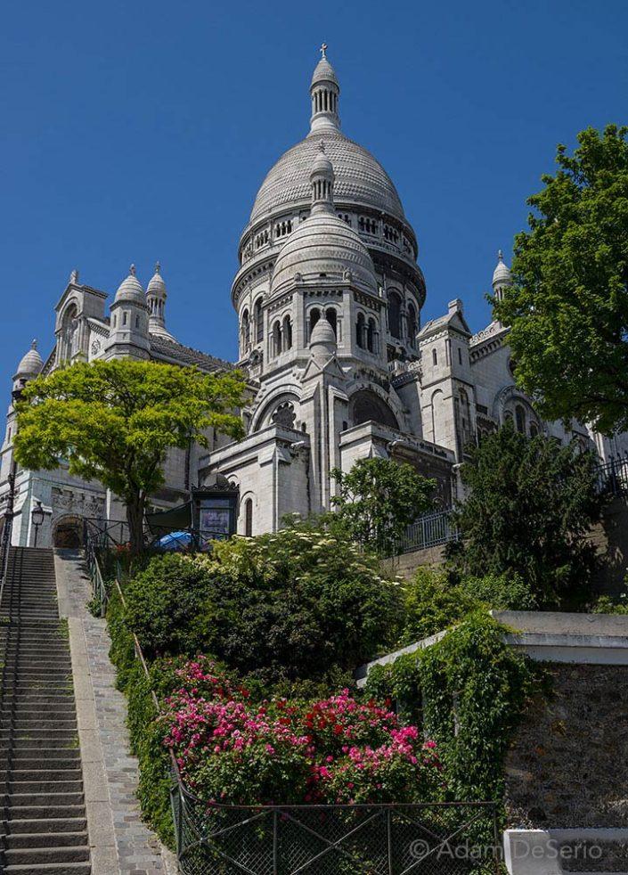 Mont Mart, Paris