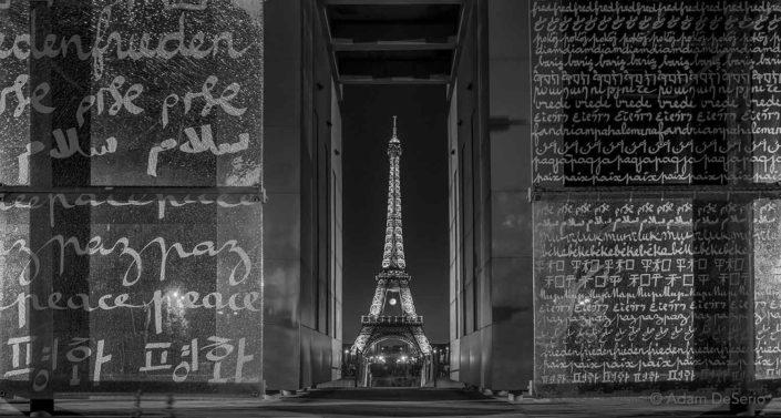 Peace Memorial in Paris