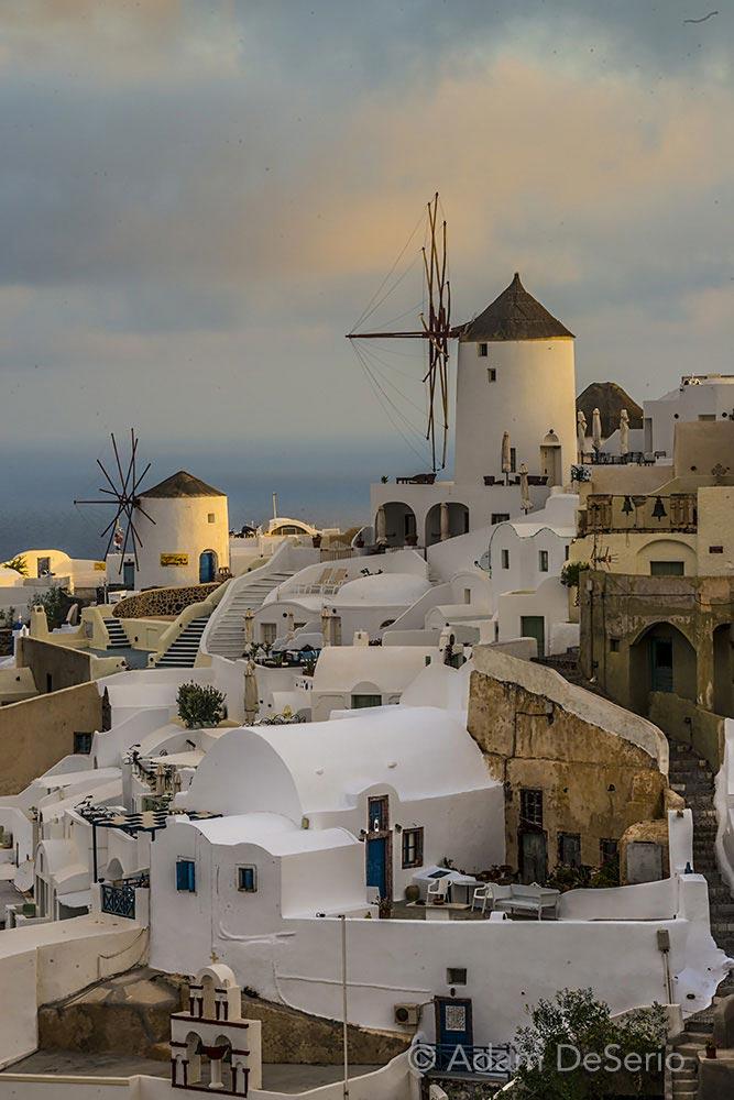 Santorini Pastel