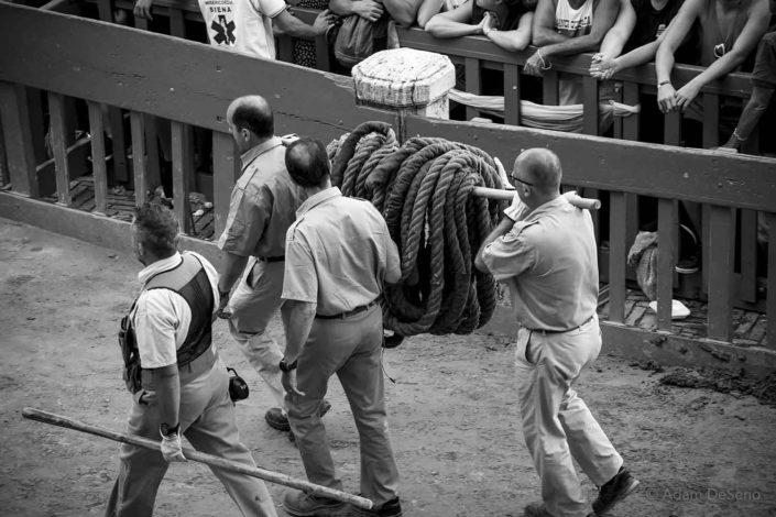 The Rope, Palio, Siena, Italy