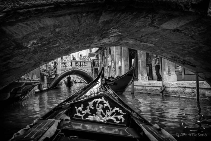 Under The Bridge, Venice