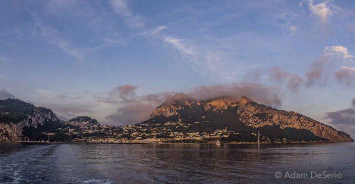 Capri Sunrise