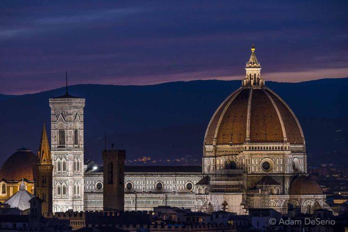Duomo After Dark