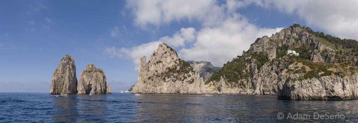 Faraglioni Islands