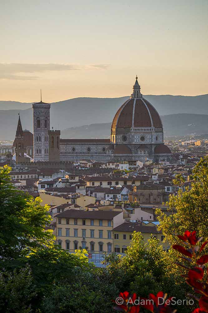 Florence Sunset, Italy