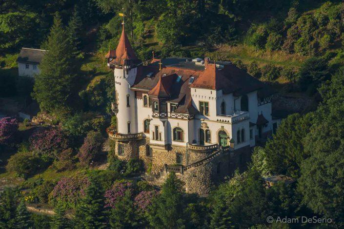 German Castle Home