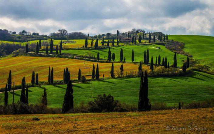 La Grande Bellezza, Tuscany