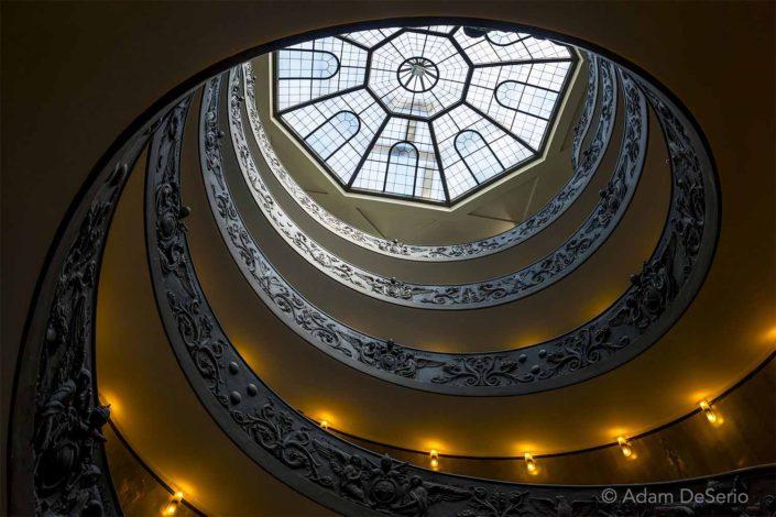Reverse Kaleidoscope, Vatican, Italy