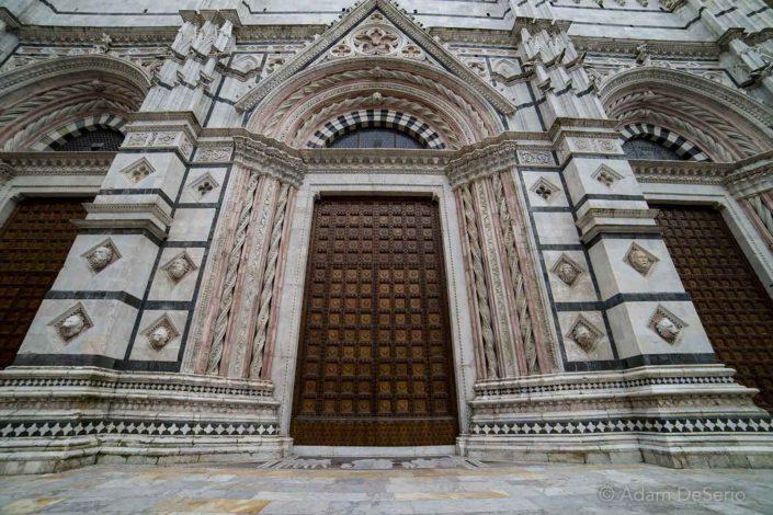 Siena Baptistry, Italy