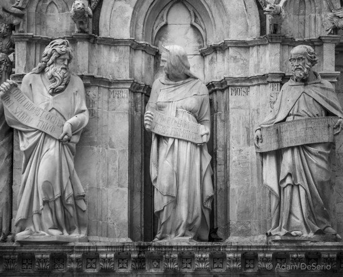 Siena Duomo People, Italy
