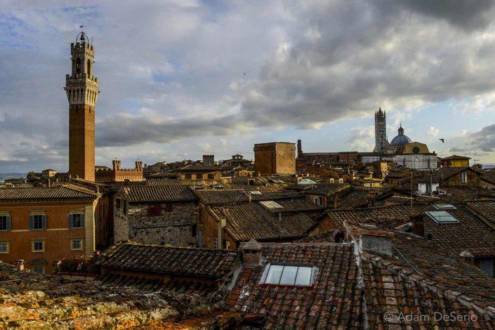 Siena Roof, Italy