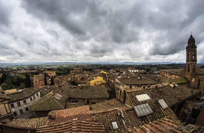 Siena Storm, Italy